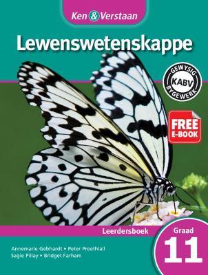 Picture of CAPS Life Sciences: Ken & Verstaan Lewenswetenskappe Leerdersboek Graad 11