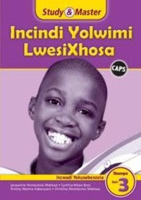 Picture of Incindi yolwimi lwesiXhosa: Gr 3: Workbook : Home language