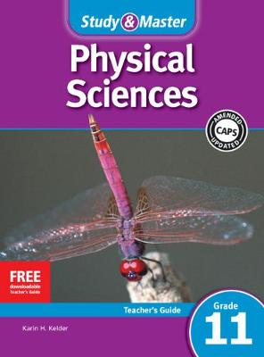 Picture of CAPS Physical Sciences: Study & Master Physical Sciences Teacher's Guide Grade 11