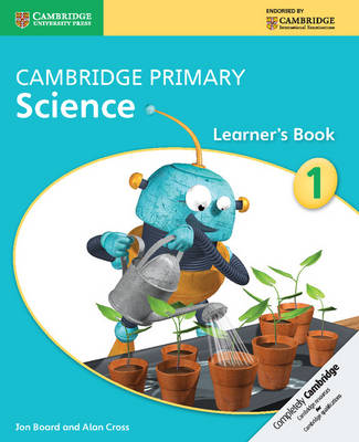Picture of Cambridge Primary Science: Cambridge Primary Science Stage 1 Learner's Book