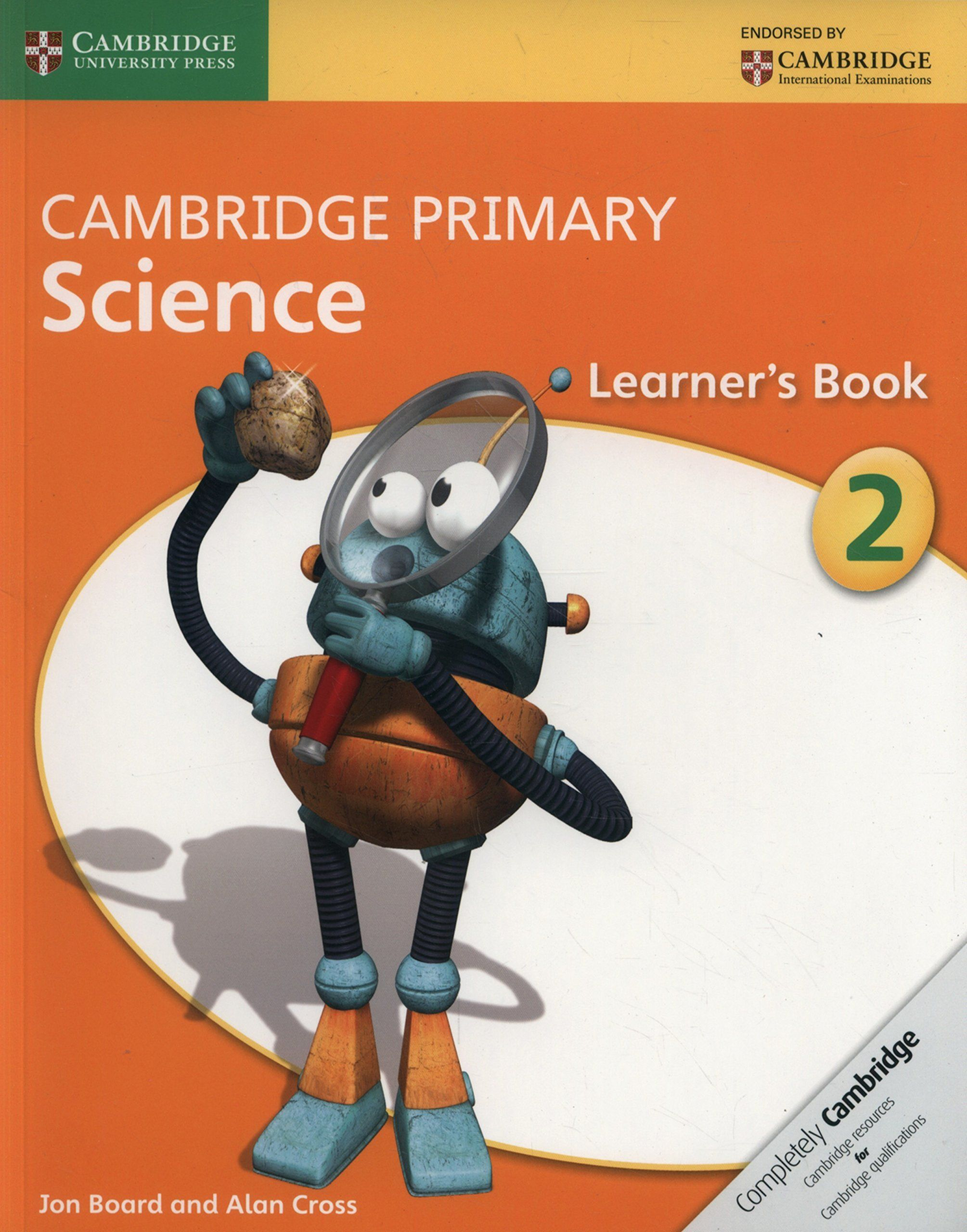 Picture of Cambridge Primary Science: Cambridge Primary Science Stage 2 Learner's Book