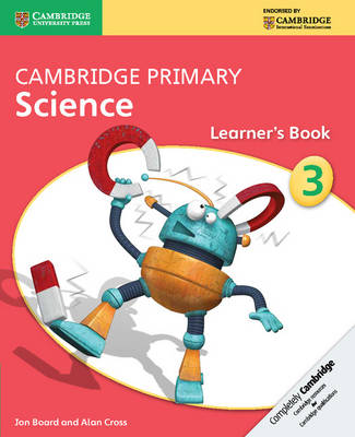 Picture of Cambridge Primary Science: Cambridge Primary Science Stage 3 Learner's Book