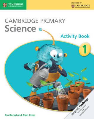 Picture of Cambridge Primary Science: Cambridge Primary Science Stage 1 Activity Book