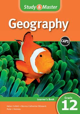 Picture of CAPS Geography: Study & Master Geography Learner's Book Grade 12
