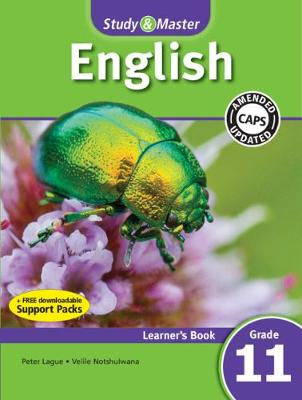 Picture of Study and Master English Grade 11 CAPS Learner's Book : First Additional Language