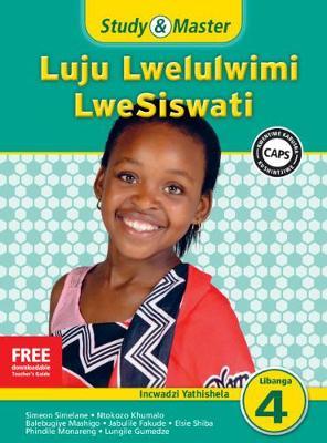 Picture of Study & Master Luju Lwelulwimi LweSiswati Incwadzi Yathishela Libanga lesi-4