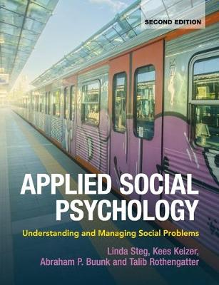 Picture of Applied Social Psychology: Understanding and Managing Social Problems