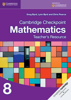 Picture of Cambridge Checkpoint Mathematics Teacher's Resource 8