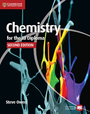 IB Diploma: Chemistry for the IB Diploma Coursebook