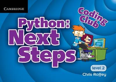 Picture of Coding Club Python: Next Steps Level 2