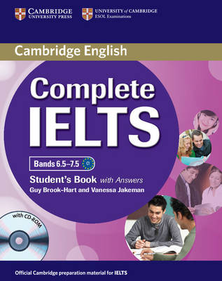 Complete: Complete IELTS Bands 6.5-7.5 Student's Book with Answers with CD-ROM
