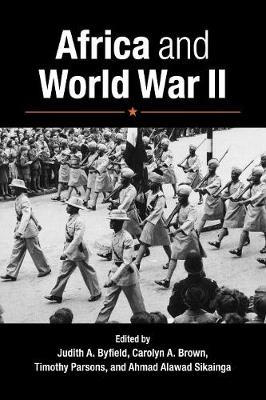 Picture of Africa and World War II