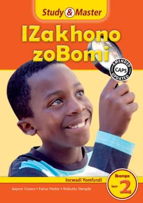 Picture of CAPS Life Skills: Study & Master IZakhono zoBomi Incwadi Yomfundi Ibanga lesi-2