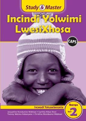 Picture of Incindi yolwimi lwesiXhosa: Gr 2: Workbook : Home language