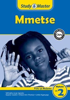 Picture of CAPS Mathematics: Study & Master Mmetse Puku ya Mosomo Mphato wa 2