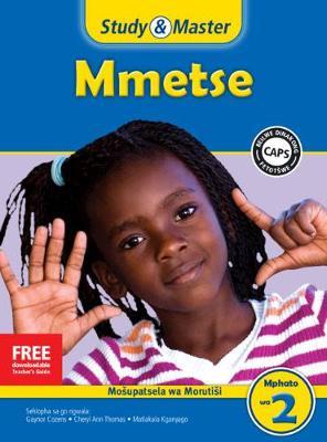 Picture of CAPS Mathematics: Study & Master Mmetse Fele ya Morutisi Mphato wa 2