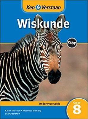 Picture of Ken & Verstaan Wiskunde Onderwysersgids Onderwysersgids