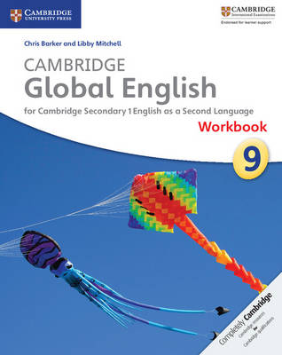 Picture of Cambridge Global English Stage 9 Workbook: For Cambridge Secondary 1 English as a Second Language