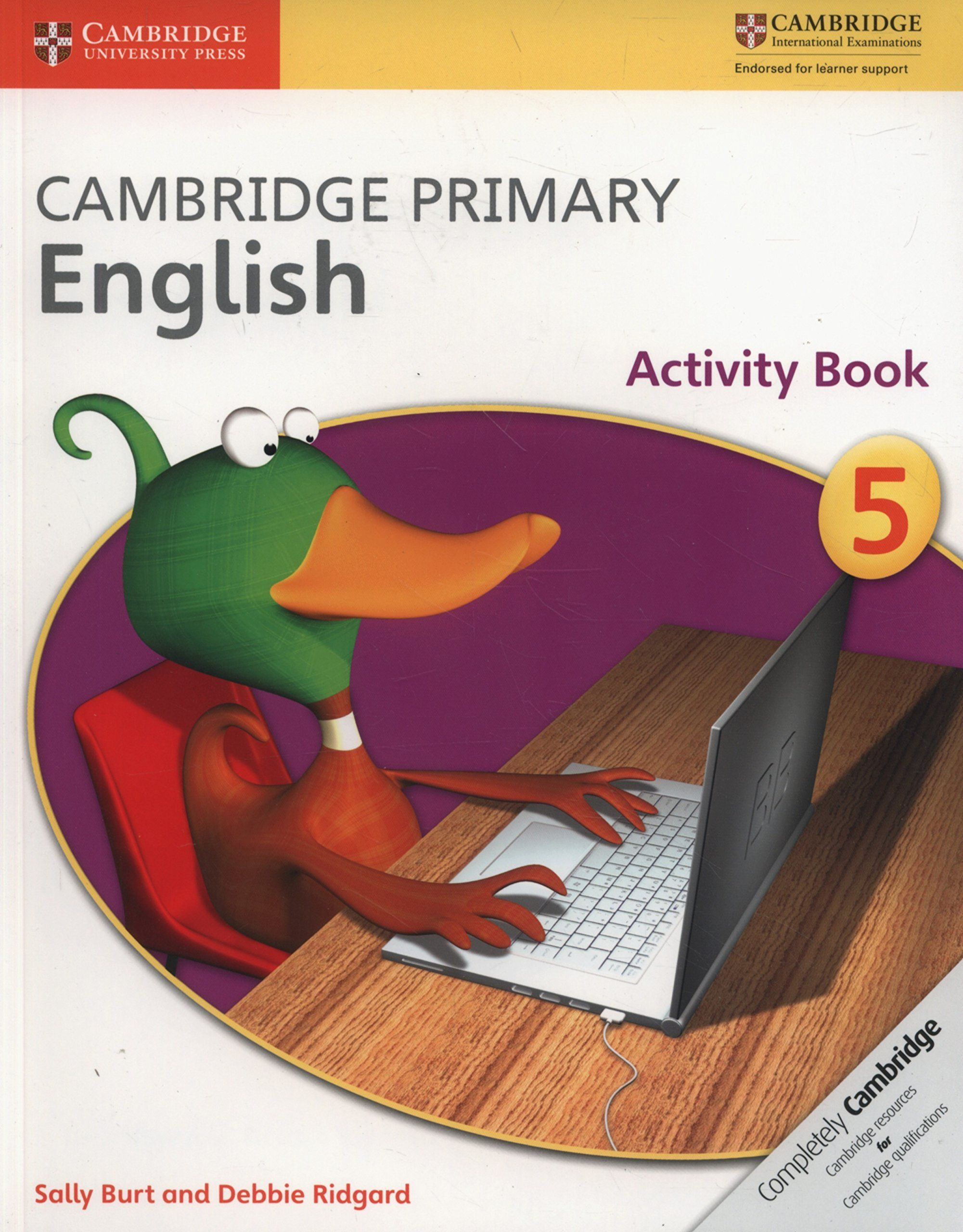 Picture of Cambridge Primary English: Cambridge Primary English Stage 5 Activity Book