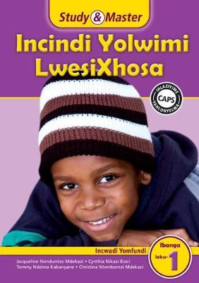 Picture of Study & Master Incindi Yolwimi LwesiXhosa Incwadi Yomfundi Ibanga loku-1