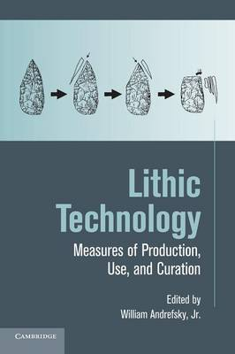 Picture of Lithic Technology : Measures of Production, Use and Curation