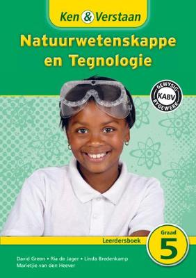 Picture of Study and Master Natural Sciences and Technology Grade 5 CAPS Learner's Book Afrikaans Translation