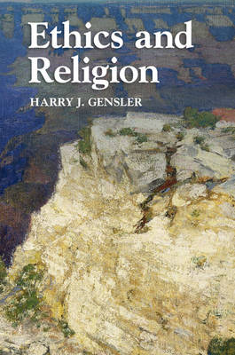 Picture of Cambridge Studies in Religion, Philosophy, and Society: Ethics and Religion