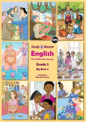 Picture of CAPS English: Study & Master English FAL Big Book 3 Grade 2