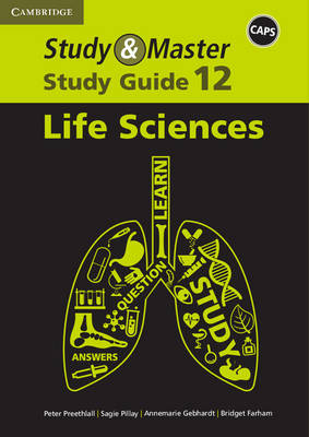 Picture of CAPS Study and Master Study Guides: Study & Master Life Sciences Study Guide Grade 12