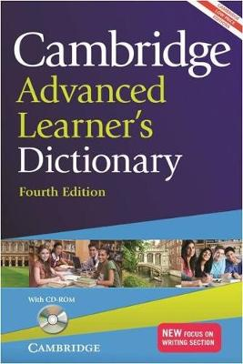 Picture of Cambridge advanced learners dictionary