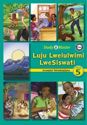 Picture of Study & Master Luju Lwelulwimi LweSiswati Incwadzi Yetindzatjana Libanga lesi-5 Incwadzi Yekufundza