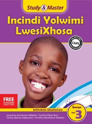 Picture of Study & Master Incindi Yolwimi LwesiXhosa Ifayile Katitshala Ibanga lesi-3