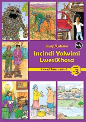 Picture of Study & Master Incindi Yolwimi LwesiXhosa Incwadi Enkulu 1 Ibanga lesi-3