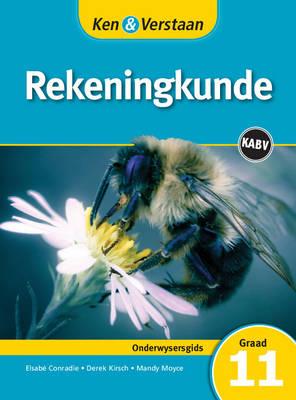 Picture of CAPS Accounting: Ken & Verstaan Rekeningkunde Onderwysersgids Graad 11