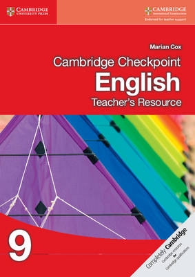 Picture of Cambridge Checkpoint English Teacher's Resource CD-ROM 9