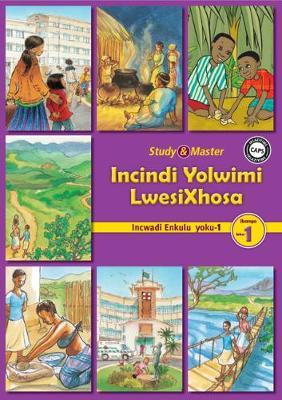 Picture of CAPS isiXhosa: Study & Master Incindi Yolwimi LwesiXhosa Incwadi Enkulu 1 Ibanga loku-1