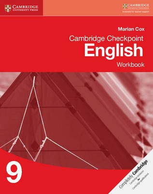 Picture of Cambridge Checkpoint English Workbook 9