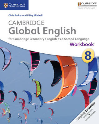 Picture of Cambridge Global English Stages 7-9 Stage 8 Workbook
