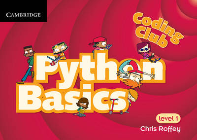 Picture of Coding Club Python Basics Level 1