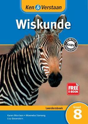 Picture of Ken & Verstaan Wiskunde Leerdersboek Leerdersboek