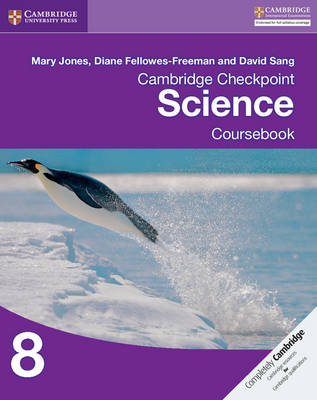 Picture of Cambridge Checkpoint Science Coursebook 8
