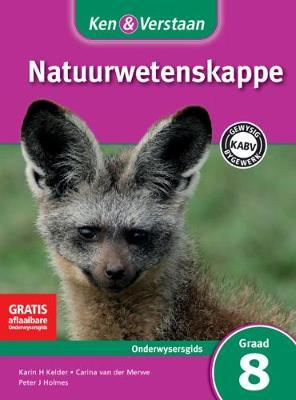 Picture of CAPS Natural Sciences: Ken & Verstaan Natuurwetenskappe Onderwysersgids Graad 8