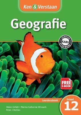 Picture of CAPS Geography: Ken & Verstaan Geografie Leerdersboek Graad 12