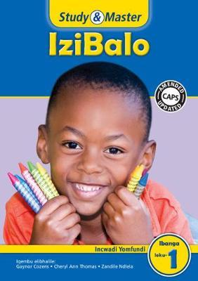 Picture of CAPS Mathematics: Study & Master IziBalo Incwadi Yomfundi Ibanga loku-1