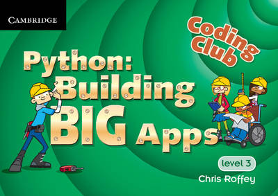 Picture of Coding Club Python: Building Big Apps Level 3