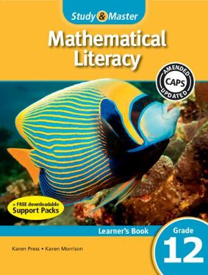 Picture of Study & Master Mathematical Literacy Learner's Book Grade 12 Learner's Book