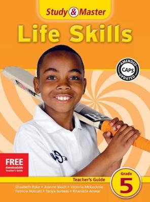 Picture of CAPS Life Skills: Study & Master Life Skills Teacher's Guide Grade 5