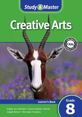Picture of CAPS Creative Arts: Study & Master Creative Arts Learner's Book Learner's Book