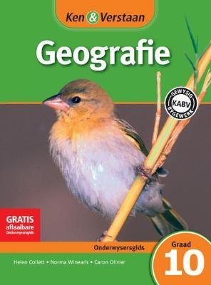 Picture of CAPS Geography: Ken & Verstaan Geografie Onderwysersgids Graad 10