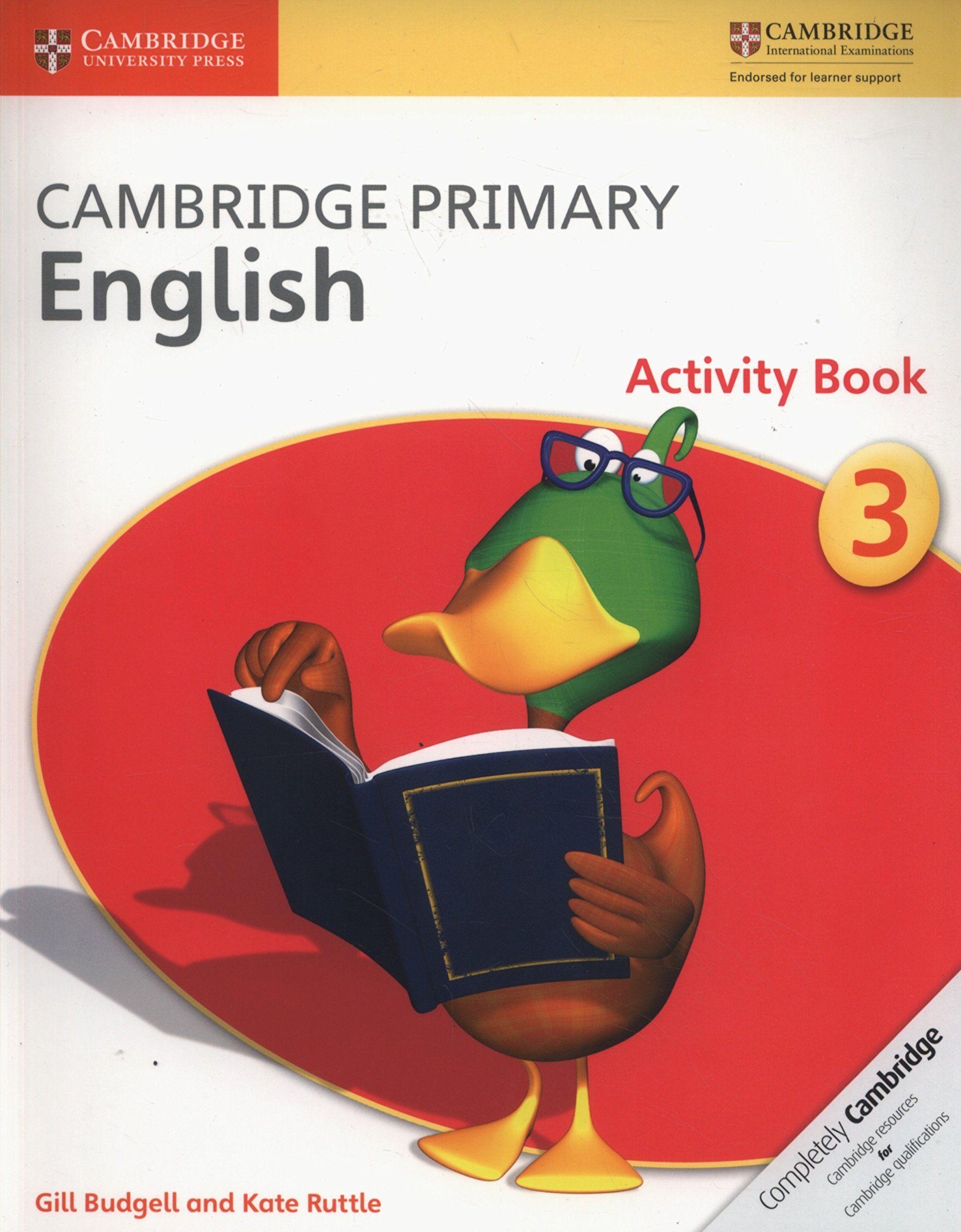 Picture of Cambridge Primary English: Cambridge Primary English Activity Book Stage 3 Activity Book